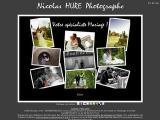 Nicolas HURE Photographe -  - Loiret (ORLEANS)