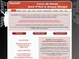 Cours de Rock & Boogie Raphaël -  - Haute Garonne (Toulouse)