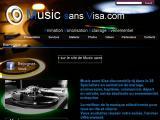 Music sans Visa -  - Ille et Vilaine (pléchâtel)