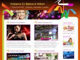 Ambiance DJ - Animation DJ Artiste - Bas Rhin (Mundolsheim)