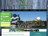 Natura Resort Pescalis -  - Deux Sèvres (Moncoutant)