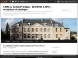 Château de Yaucourt-Bussus - Salle de mariage - Somme (Yaucourt-Bussus)