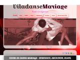 Viladanse mariage animation 33 -  - Gironde (VILLENAVE D'ORNON)