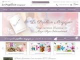 Faire-Part Papillon Magique -  - Bouches du Rhône (Barbentane)