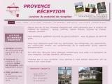 PROVENCE RECEPTION -  - Bouches du Rhône (VENELLES)