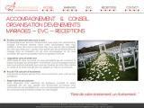 Avènement Evénements - wedding planner et salons du mariage - Pyrénées Atlantiques ()