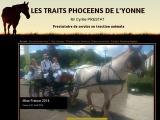 Les Traits Phocéens de l'Yonne/ Mr Cyrille PRESTAT -  - Yonne (MALIGNY)