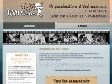 1001Voeux - Organisation d'évenement et décoration -  - Essonne (Limours, Essonne)