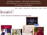 Agence Charlie & Com - wedding planner et salons du mariage - Hérault (Candillargues)