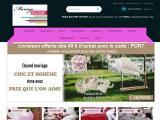 Mariage Discount - Décoration mariage - Pyrénées Atlantiques (Lahonce)