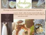 amelina - Accessoires de mariée - Essonne (Viry Chatillon)