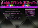 Animat'Eric Events (Eric DUMAS) -  - Indre et Loire (esvres)