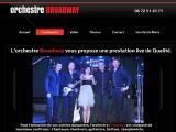 orchestre Broadway -  - Maine et Loire (Cholet)