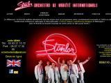 orchestre de variété internationale STANLOR -  - Meurthe et Moselle (ESSEY-les-NANCY)