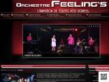 Orchestre FEELING'S -  - Deux Sèvres ()
