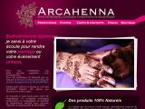 Arcahenna, tatouage au henné professionnel -  - Somme ()