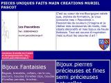 bijoux fantaisie pascotines -  - Saône et Loire ()