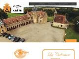 Chateau de la Crete - reception mariage - Salle de mariage - Allier (Audes)